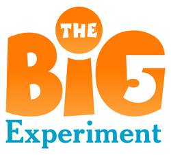 The Big Five Experiment Logo